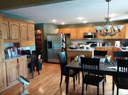 sherwin williams retreat grey green paint wall color with honey