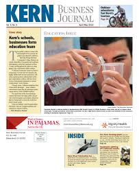 Cal Grant Income Ceiling 2014 by April May 2014 Kern Business Journal By Kern Business Journal Issuu