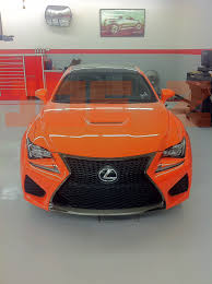 lexus usa customer service molten pearl rc f carbon package