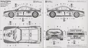 tutorials3d com blueprints lancia 037 rally