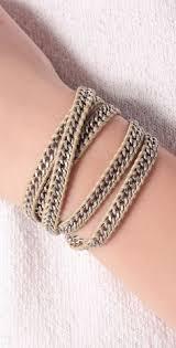 Nakamol Czech Crystal Beaded Chandelier 5 Times Wrap Bracelet Pink Crystal Beaded Mix Boho Bracelet
