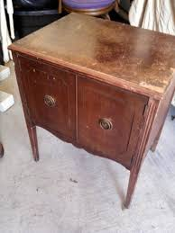 antique record album cabinet record cabinet phonograph victrola record album storage table cabinet