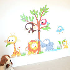wall ideas baby wall decor baby elephant wall art for nursery