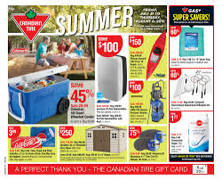 canadian tire on flyer july 31 august 6 canada