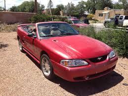 1996 Mustang Gt Interior For Sale 1996 Mustang Gt Convertible Truestreetcars Com