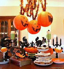 Do It Yourself Halloween Wedding Decorations by Halloween Party Decorations Ideas Do It Yourself Halloween