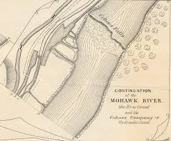 Rpi Map More Mappage Confluence Of The Hudson And Mohawk 1843 U2013 Hoxsie