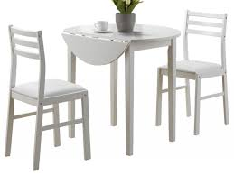 White Dining Room Sets Dining Room Round Kitchen Table And Chairs Round Dinette Sets