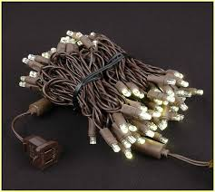 Brown Wire Christmas Lights Led String Lights White Wire Home Design Ideas
