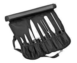 malette couteau cuisine malette bargoin pour cuisinier 5 couteaux 3 ustensiles