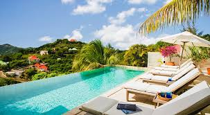 St Barts Map by Villa Des Amis Lurin St Barts By Premium Island Vacations