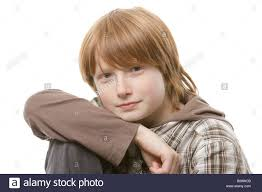 12 year old boy with long hair from book infestation 12 jaehriger stock photos 12 jaehriger stock images alamy