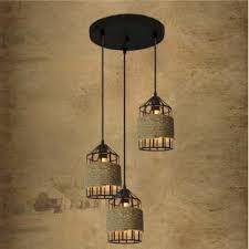 Three Light Pendant The 3rd Page Fashion Style Multi Light Pendants Industrial