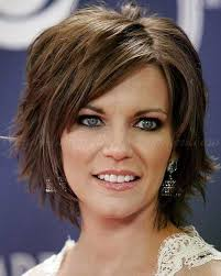 pictures on best short hairstyles for women over 50 cute
