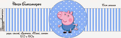 george pig free party printables images parties