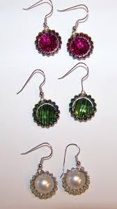 bottle cap necklaces ideas ann greenspan u0027s crafts bottle cap class coming soon
