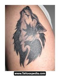 21 best back wolf tattoos images on wolf tattoos