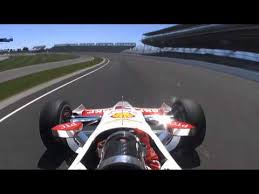 helio castroneves uninjured after scary indy 500 practice crash