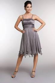 robe grise pour mariage robe courte en satin et mousseline gris perle bomonde du 36 au 48