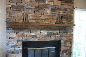 Stacked Stone Around Fireplace by Stacked Stone Fireplace Traditional Family Room New York