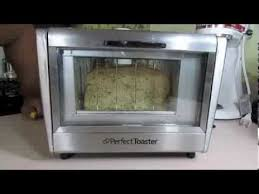 Toaster Glass Sides Perfect Toaster Review Youtube
