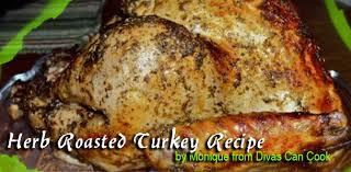 thanksgiving turkey recipe divas can cook no boiz allowed