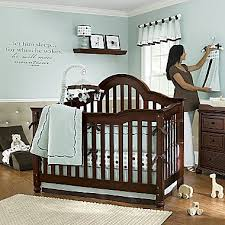 Rockland Convertible Crib Rockland 3 Pc Heirloom Baby Furniture Set Coffee Jcpenney