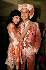 Halloween Costumes Singers Joseph Gordon Levitt Tasha Mccauley Bloody Country Singers