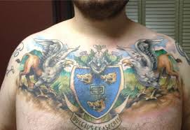 my family crest chest by craig moston at gastown in