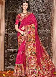 Reception Sarees For Indian Weddings Buy Reception Sarees Online Buy Wedding Reception Sarees Online