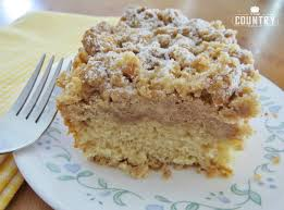 double crumb cake the country cook