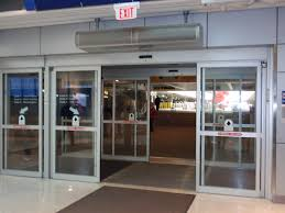 Swing Doors For Restaurant Air Curtains Air Doors For Institutions And Facilities Berner