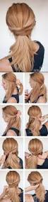 60 simple five minute hairstyles for office women complete
