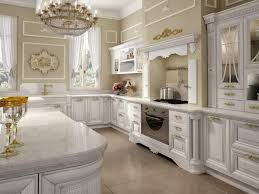 classic white kitchen design dark wood kitchen cabinet and island