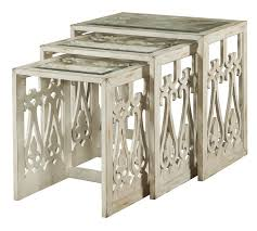 3 piece nesting tables mabe metal 3 piece nesting tables by gracie oaks top reviews end