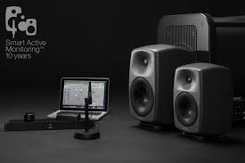 genelec expands its new generation of smart active monitoring