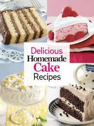 homemade birthday cake recipe doulacindy doulacindy