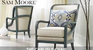 sofa sam moore margo wide sectional sofa moore u0027s home