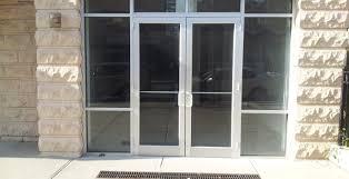 door sliding glass door repair alarming sliding glass door