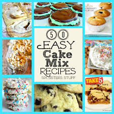 50 easy cake mix recipes u2013 six sisters u0027 stuff