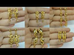 new fashion gold earrings new designs of gold earrings gold dangle earring earrings gold