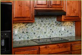 interior airstone backsplash in kitchen autumn mountain maple