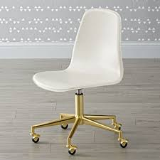 white gold office chair class act white gold desk chair shop class desks and room