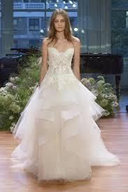 lhuillier wedding dresses lhuillier s new bridal collection features sexiest