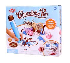 amazon com candy craft chocolate pen 8oz toys u0026 games