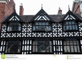 Historic Tudor House Plans Tudor Buildings Stock Photos Image 33267553