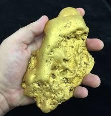 huge honkin u0027 gold nugget hits the market in s f sfgate