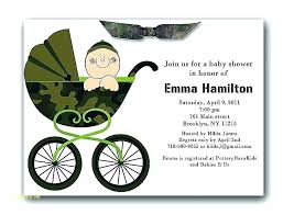 camo baby shower invitations camo baby shower invitation templates or baby shower invitations