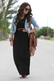 best 25 denim maxi dress ideas on pinterest chambray dress