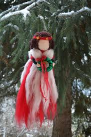 59 best needle felted fairy winter christmas images on pinterest